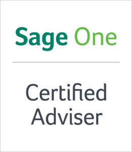 SAGE One Certified Adviser logo